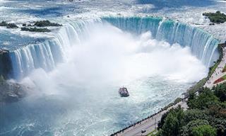 Impresionante Fotogalería De Las Cataratas Del Niagara