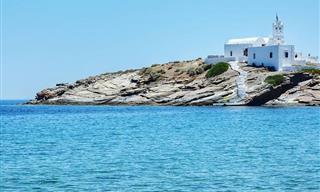 Esta Isla Pintoresca Es La Esencia De La Belleza Griega