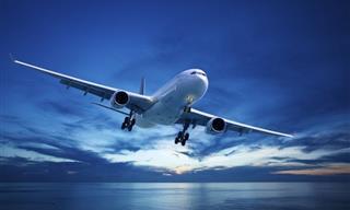 Chiste: El Plan De Emergencia Del Piloto