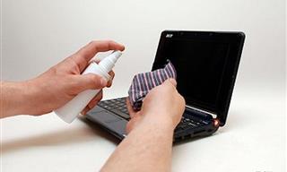 Cómo Limpiar Tu Computadora, Teclado y Mouse