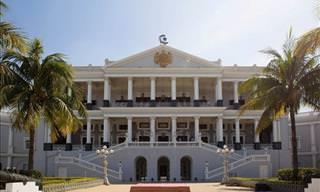 Palacio Indio Taj Flaknuma: Súmmum Del Lujo y La Opulencia