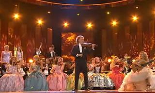 Hermosa Versión De  La Canción ''Chiquitita'' Por Andre Rieu