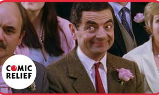 Divertido: Nunca Invites a Mr. Bean a Una Boda