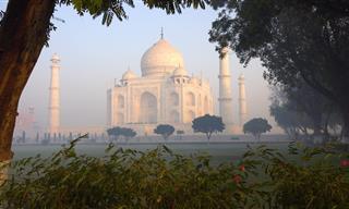 Disfruta De La Impresionante Belleza De Agra En India En HD
