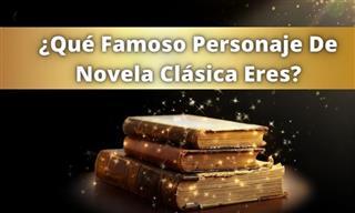 ¿Qué Personaje De Novel Clásica Eres?