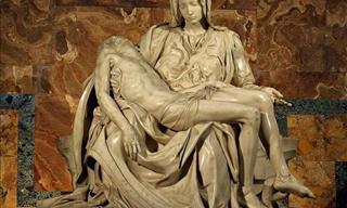 15  Asombrosas Esculturas Realizadas Por Miguel Ángel