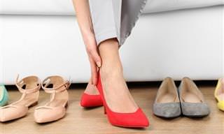 Estos Zapatos Dañan Tus Pies. ¡No Los Uses!