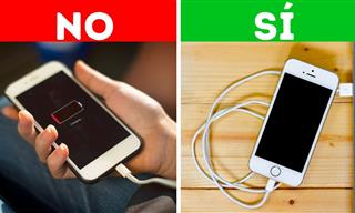 No Uses Tu Celular Mientras Se Carga: Esta Es La Razón