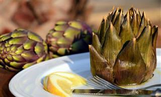 7 Beneficios De Comer Hojas De Alcachofa y Cómo Prepararlas
