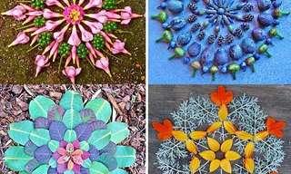 Los Coloridos Mandalas de Kathy Klein