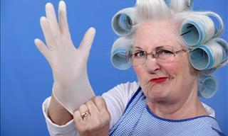 Esta Anciana Necesita Pastillas Para Conciliar El Sueño