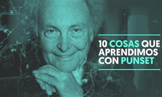 Eduard Punset: 10 Cosas Que Aprendimos Con Él