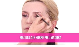 Tutorial De Maquillaje Para Pieles Maduras