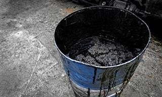 Cómo Eliminar Las Manchas De Aceite Del Cemento