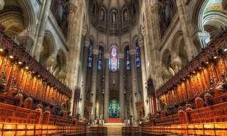 Las Iglesias Más Imponentes Del Mundo…