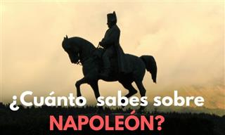 Test: ¿Cuánto Sabes Sobre Napoleón?