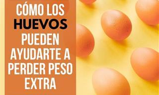 Huevos: El Alimentos Más Simple Para Perder Peso Extra