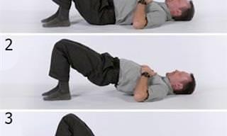 Estiramientos Para Aliviar El Dolor De Espalda En 15 Minutos