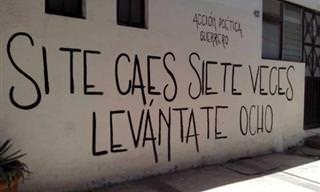 15 Frases Memorables De Acción Poética En Las Calles