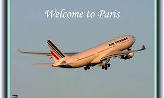 Bienvenido a Paris, La Ciudad de Las Luces…
