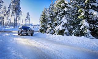 Tips Para Mantenerse Caliente En El Carro Sin Calefacción