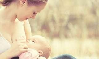 6 Beneficios Extra De La Lactancia Materna