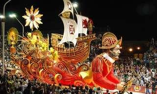 ¡Los 10 Carnavales Más Alucinantes Del Mundo!