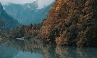 La Maravillosa Belleza De La Naturaleza En Austria