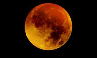 20 Imágenes De La Luna De Sangre Vista Desde Todo El Mundo