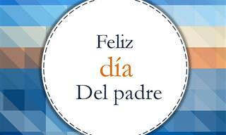Tarjetas: Feliz Día Al Mejor Padre Del Mundo