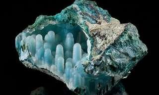 Gemas y Minerales Con Una Belleza Extraordinaria