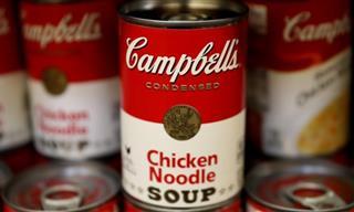 El Secreto Acerca De Las Sopas Enlatadas Campbell