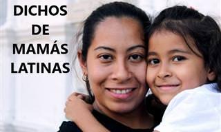 20 Frases Típicas De Las Mamás Latinas