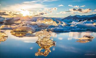 Estos Paisajes De La Fría Islandia Derretirán Tu Corazón