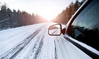 No Dejes Estas 6 Cosas Dentro Tu Carro En Invierno