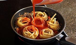 Prepara Una Comida o Cena Sin Complicaciones