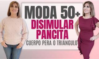 Moda Para Disimular El Vientre En Mujeres De 50