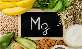 ¿Qué Le Ocurre Al Cuerpo Si Falta Magnesio?