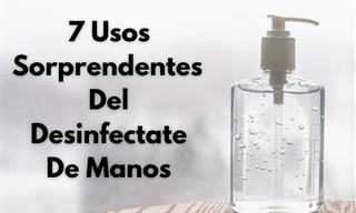 7 Excelentes Maneras De Usar Tu Desinfectante De Manos