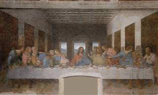 """12 Datos Curiosos De La Famosa Pintura """"La Última Cena"""""""