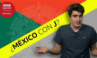 Una Explicación Del Porqué Escribimos México Con X