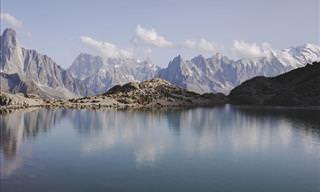 Un Recorrido Por El Majestuoso Mont Blanc En Europa