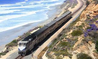 8 Espectaculares Viajes En Tren Por Los Estados Unidos