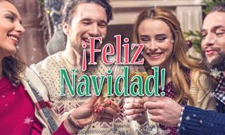 ¡Tan Solo Quiero Desearte Una Feliz Navidad!