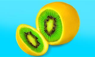 20 Creativas Formas De Cortar Frutas y Verduras
