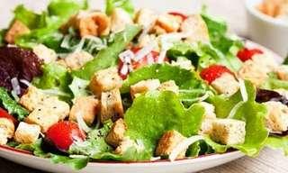 Aprende a Preparar La Auténtica y Deliciosa Ensalada César
