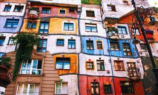 El Imaginario Del Arquitecto F. Hundertwasser