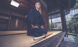 Cuento Espiritual: El Maestro Samurái