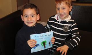 Estos Niños Sí Que Saben Ser Solidarios