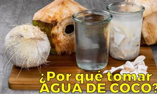¿Por Qué Deberías Consumir Agua De Coco Más a Menudo?